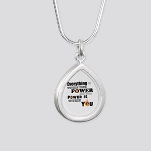 You are POWERFUL Necklaces