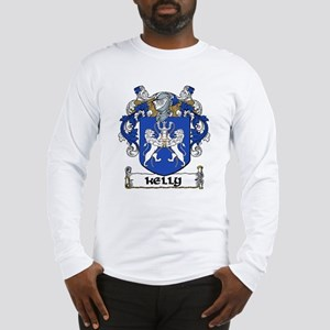 Kelly Coat of Arms Long Sleeve T-Shirt