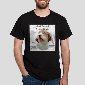 PBGV Ash Grey T-Shirt