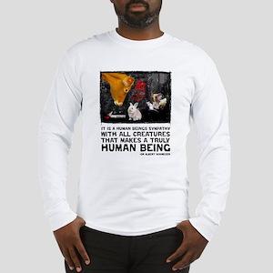 Animal Liberation -Schweizer Long Sleeve T-Shirt