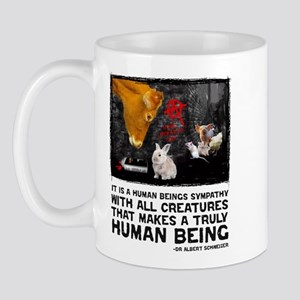 Animal Liberation -Schweizer Mug