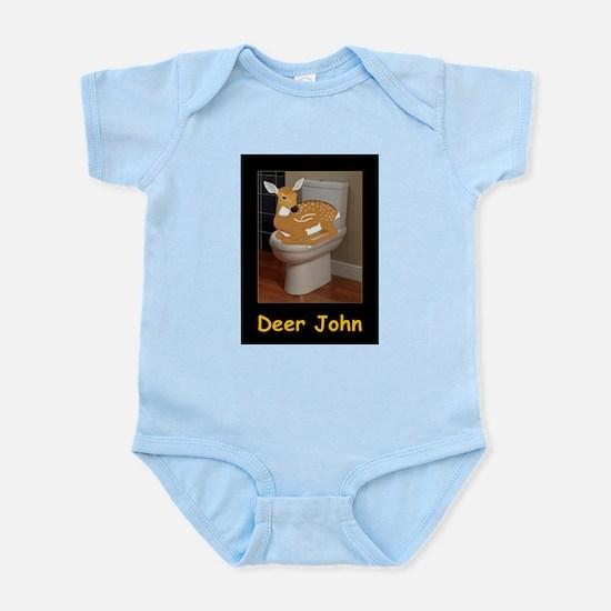 Deer or Dear John Body Suit