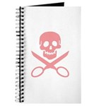 Pink Jolly Cropper Journal