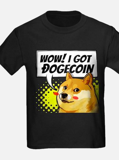 Got Dogecoin T-Shirt