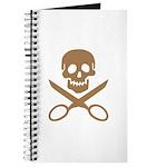 Mocha Jolly Cropper Journal