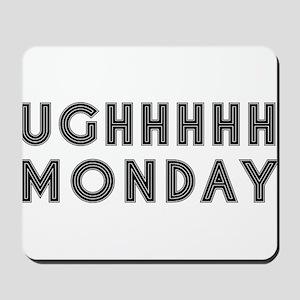 Monday Mousepad