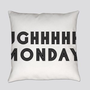 Monday Everyday Pillow
