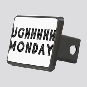 Monday Rectangular Hitch Cover