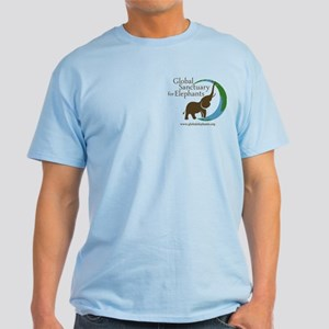 Light T-Shirt Logo Front Eem On Back