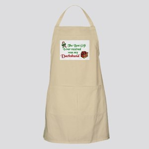 Best Gift 3 (Dachshunds) BBQ Apron