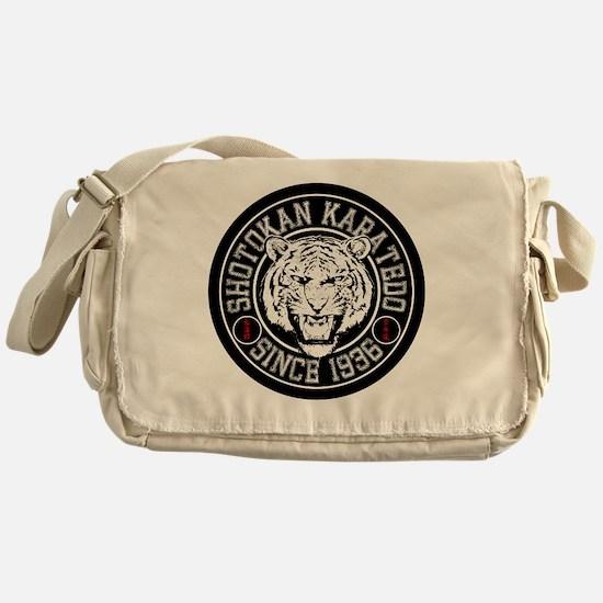Unique Shotokan karate Messenger Bag