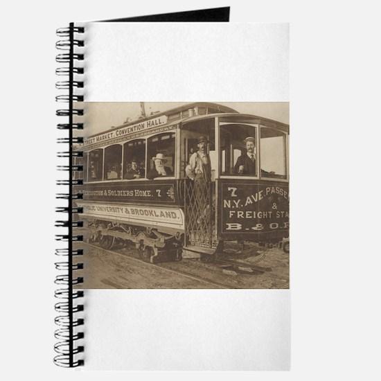 Trolley Car Journal
