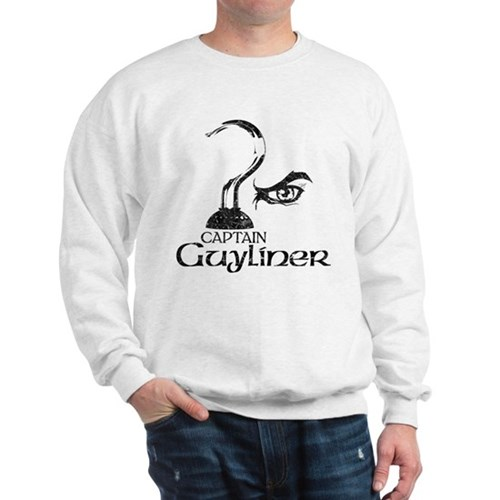 Captain Guyliner Sweatshirt