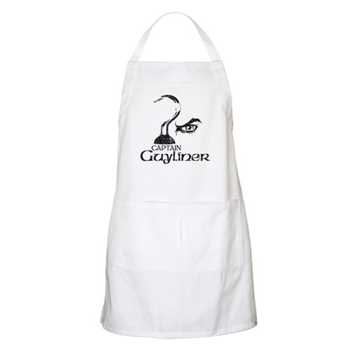 Captain Guyliner Apron