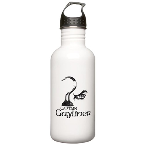 Captain Guyliner Stainless Water Bottle 1.0L