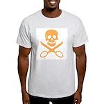 Orange Jolly Cropper Light T-Shirt