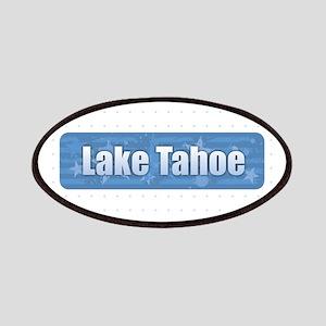 Lake Tahoe Design Patch