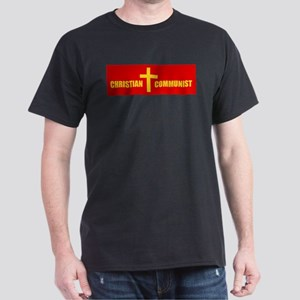 Christian Communist Dark T-Shirt