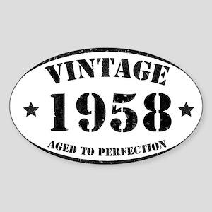 1958 Sticker