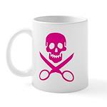 Fuchsia Jolly Cropper Mug