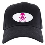 Fuchsia Jolly Cropper Black Cap