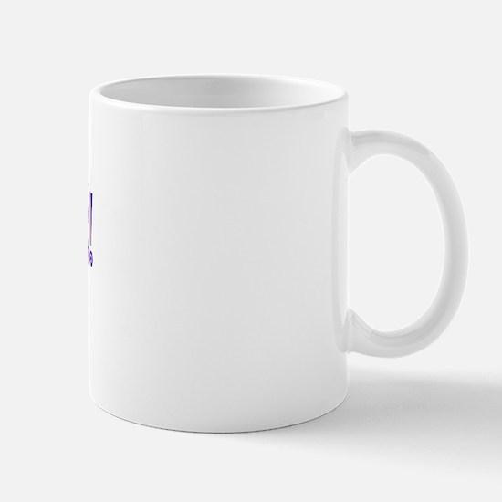 samantha says Mug