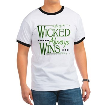 Wicked Always Wins Ringer T
