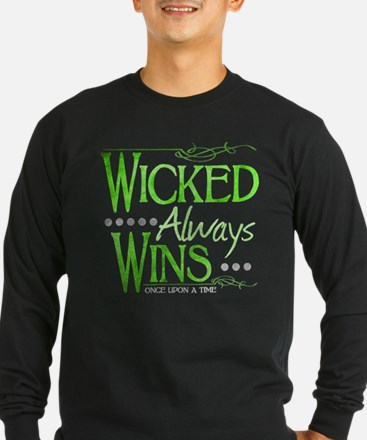 Wicked Always Wins T