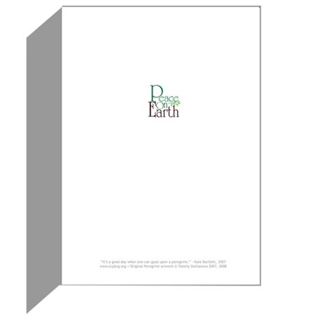 POETS-302 Peace On Earth Greeting Cards (Pk of 10)