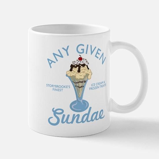 OUAT Any Given Sundae Mugs