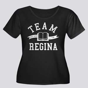 OUAT Team Regina Plus Size T-Shirt