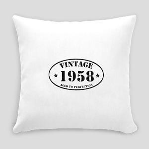 1958 Everyday Pillow
