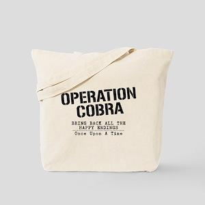 OUAT Operation Cobra Tote Bag