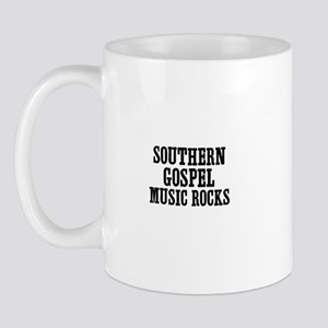 Southern Gospel Music Rocks Mug