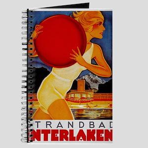 Interlaken Switzerland Travel Journal