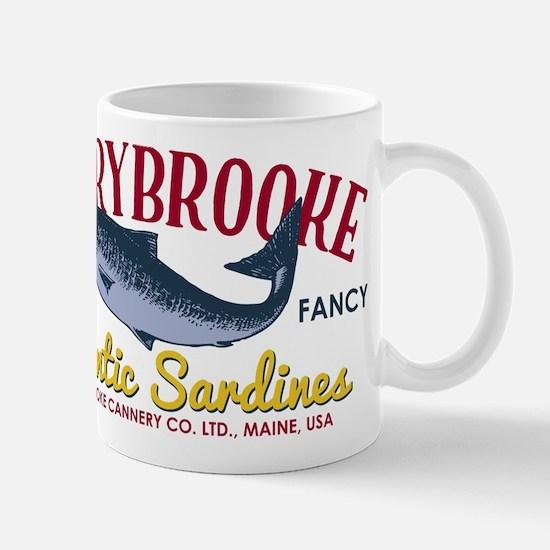Storybrooke Cannery Sardines Mugs
