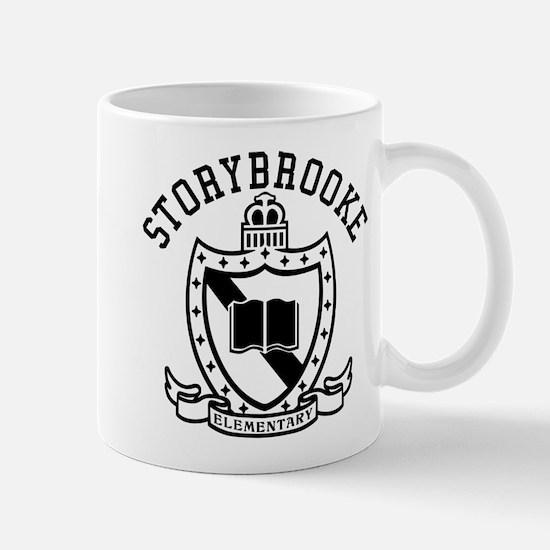 Storybrooke School Crest Mugs