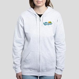 Cannon Beach. Women's Zip Hoodie