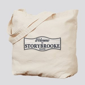 Welcome To Storybrooke Tote Bag