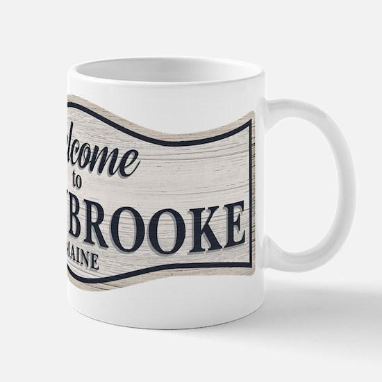 Welcome To Storybrooke Mugs