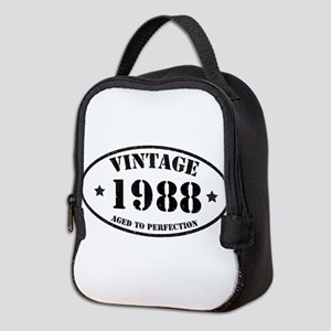 1988 Neoprene Lunch Bag