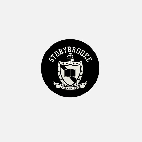 Storybrooke School Crest Mini Button
