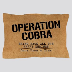 OUAT Operation Cobra Pillow Case