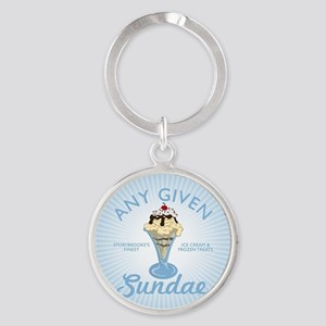 OUAT Any Given Sundae Keychains