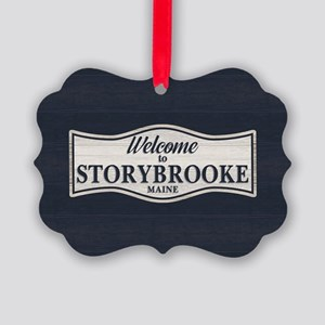 Welcome To Storybrooke Ornament