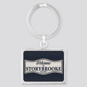 Welcome To Storybrooke Keychains