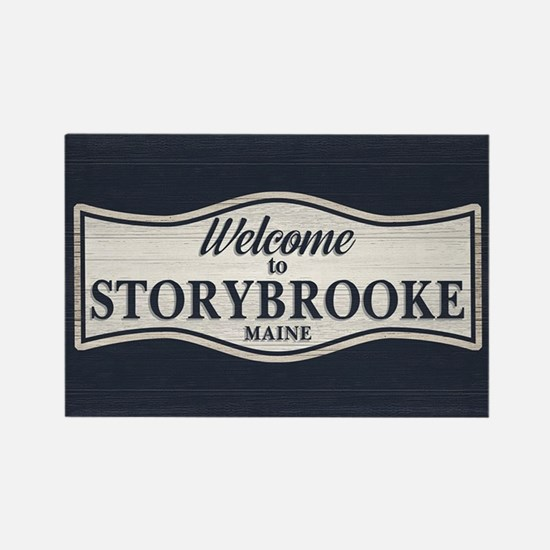 Welcome To Storybrooke Magnets