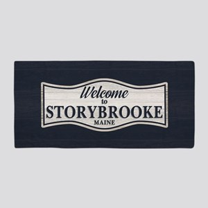 Welcome To Storybrooke Beach Towel