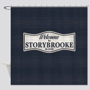 Welcome To Storybrooke Shower Curtain