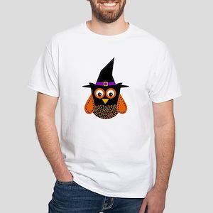 Adorable Halloween Owl T-Shirt